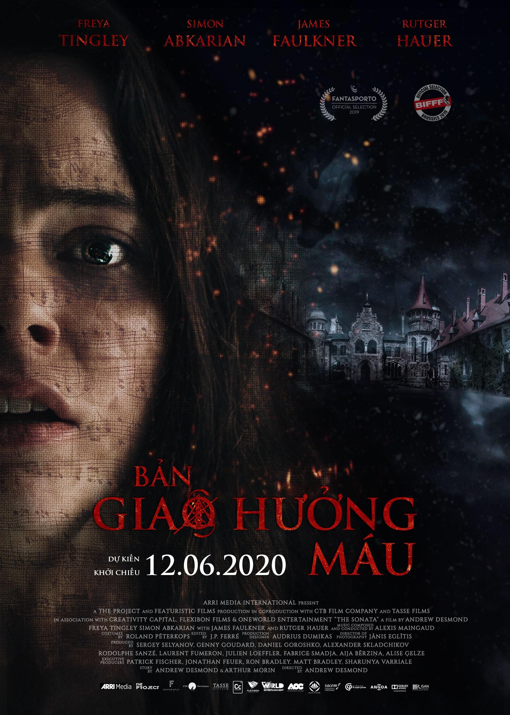 BẢN GIAO HƯỞNG MÁU