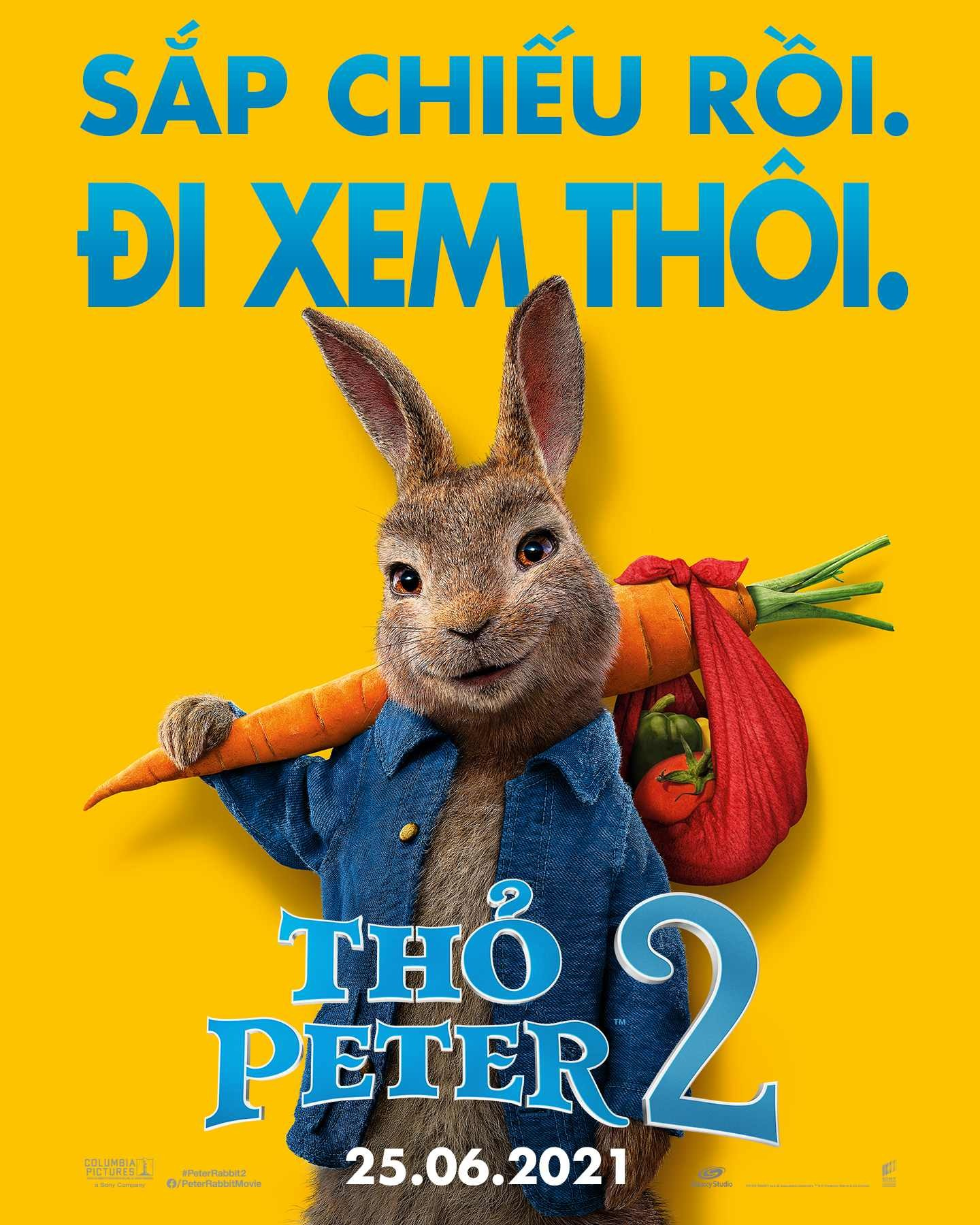 THỎ PETER 2