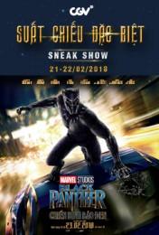 Black Panther: Chiến Binh Báo Đen