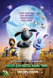 SHAUN THE SHEEP MOVIE: NGƯỜI BẠN NGOÀI HÀNH TINH