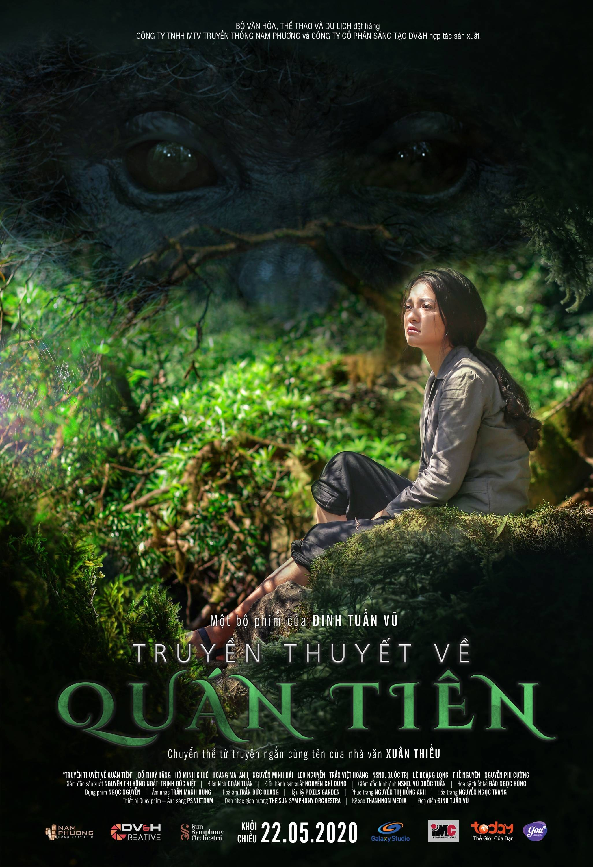 LEGEND OF QUAN TIEN