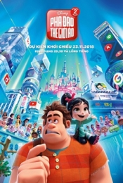 WRECK-IT RALPH: RALPH BREAKS THE INTERNET