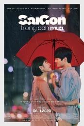 SAI GON IN THE RAIN