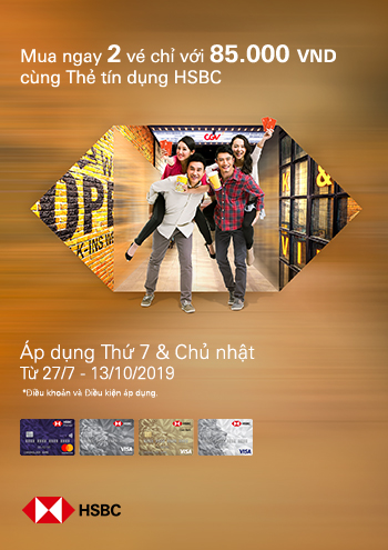 News & Offer - BUY 2 TICKETS AT CGV ONLY VND 85 000 WITH
